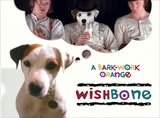 The adventures of a young pup whose principal interests are violence, Beethoven, and kibble!