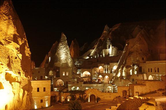 3.) The Gamirasu Cave Hotel - Turkey