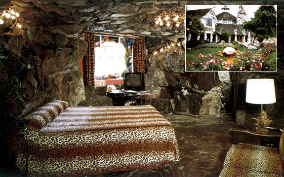 11.) Madonna Inn - California