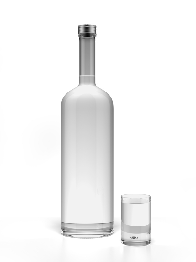 A 1:1 vodka to water ratio gets rid of B.O. from your shirt.