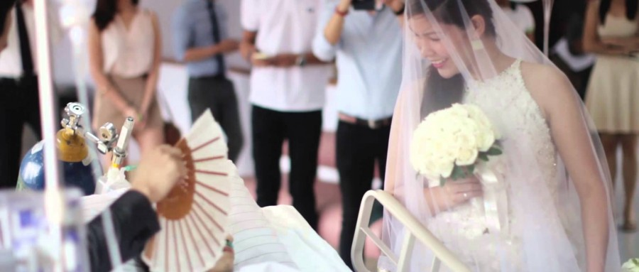This Has Got To Be The Most Moving Marriage Ceremony You'll Ever See In Your Life. Wow!